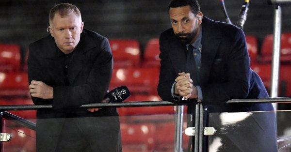 Легендата на Манчестър Юнайтед Рио Фърдинанд е бил приет в