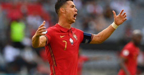 Петкратният носител на Златната топка Кристиано Роналдо може и да