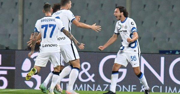 """Интер продължава с добрите си резултата в Серия """"А"""", след"""