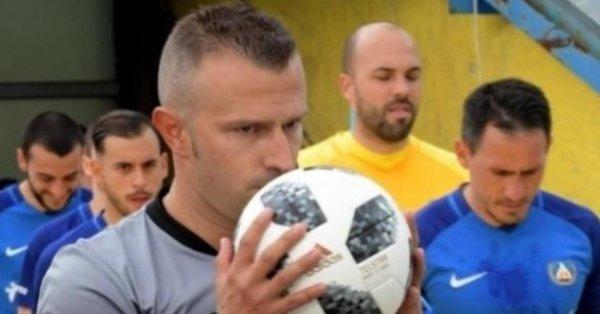 Българският съдия Ивайло Стоянов-Сватбата ще ръководи мача от младежката Шампионска