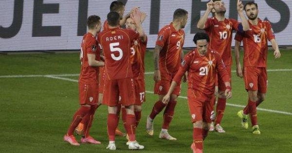 """Австрия - Северна Македония, среща от група """"С"""" на Евро"""