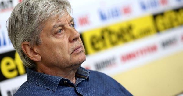 Легендата на Левски Емил Спасов коментира предстоящото Вечно дерби срещу