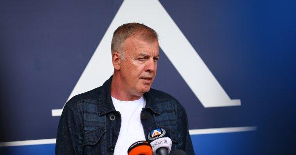 Сериозни промени ще има в ръководството на Левски. Те ще
