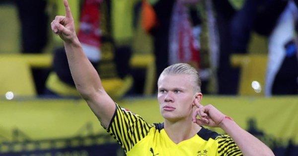 Ерлинг Холанд вече е вкарал изумителните 49 гола в 49