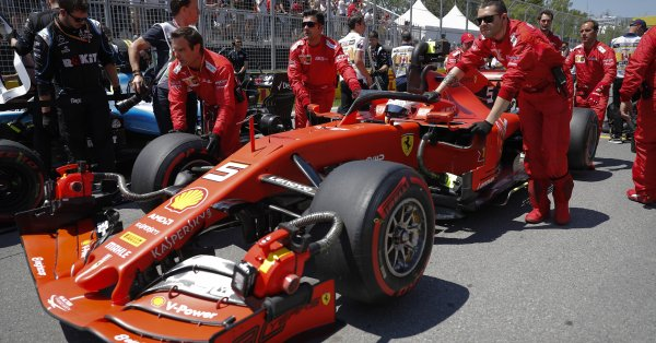 Монреал остана без старт от Формула 1 за втора поредна