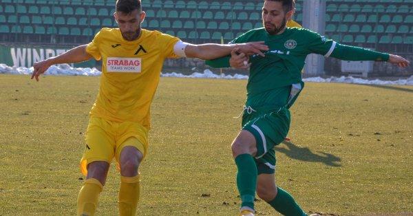 Защитникът на Левски Живко Атанасов прие спокойно победното 3:1 над