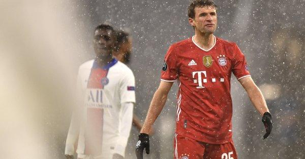 Европейският шампион Байерн Мюнхен е на часове от отпадане от