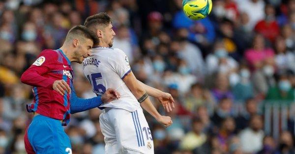 Вратарят на Реал Мадрид Тибо Куртоа се размина без сериозна