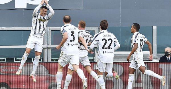 Ювентус победи с 3:2 новия шампион на Италия Интер в