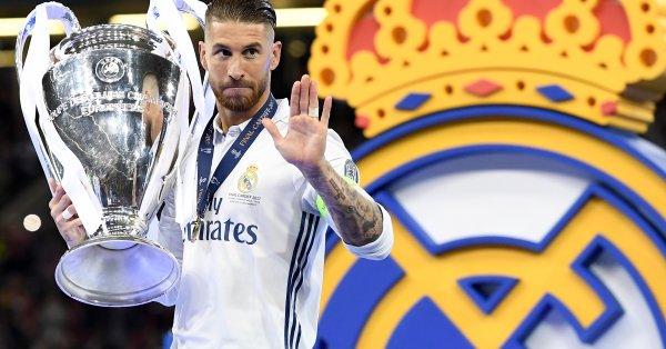 Серхио Рамос даде своята прощална пресконференция като играч на Реал