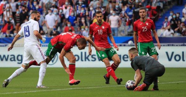 Националът Ивайло Чочев заяви, че съжалява за допуснатите два гола