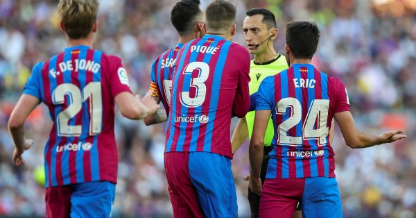Барселона също загуби важен футболист след Направените днес прегледи показаха,