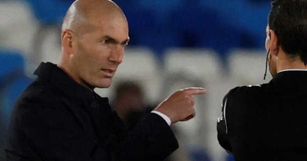 Треньорът на Реал Мадрид Зинедин Зидан е твърдо решен да