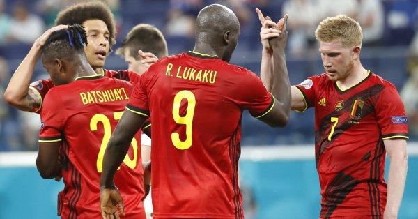 Белгия подпечата първото си място в Група В на Евро