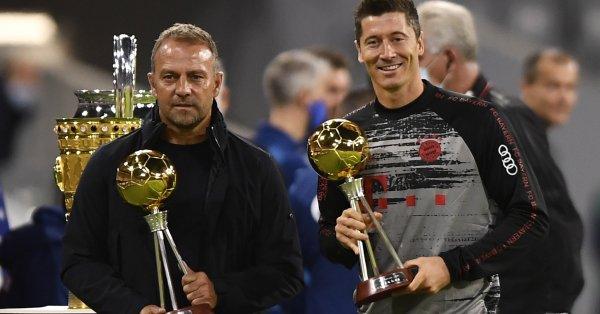 Претенденти в категорията най-добър треньор за изминалия сезон са само