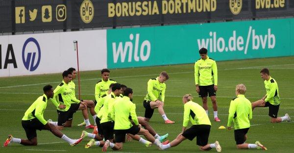 """Борусия Дортмунд - Спортинг Лисабон, среща от група """"С"""" на"""