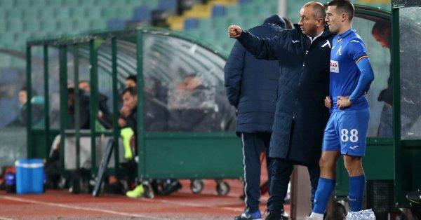 Треньорът на Левски Станимир Стоилов е вдигнал мерника на няколко