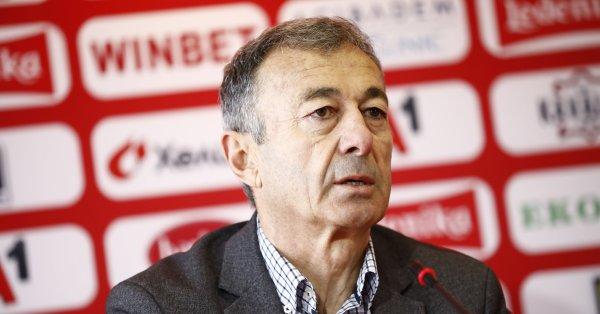 Изпълнителният директор на ЦСКА Пламен Марков коментира треньорската рокада в