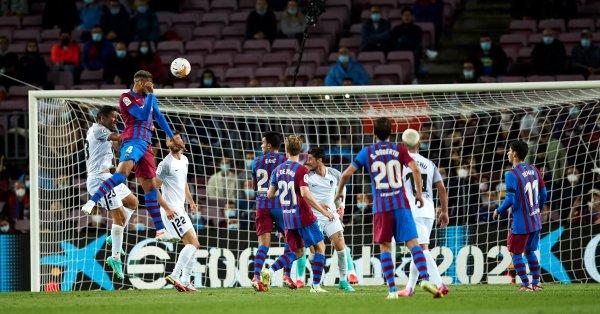 С гол в 90-ата минута Барселона измъкна 1:1 отнепретенциознияГранада в