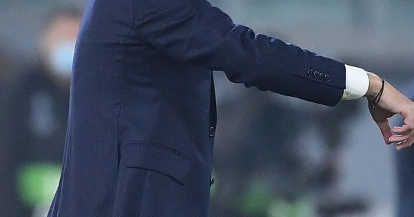 """""""Започнахме мача много лошо, страдахме от високата преса на Милан."""