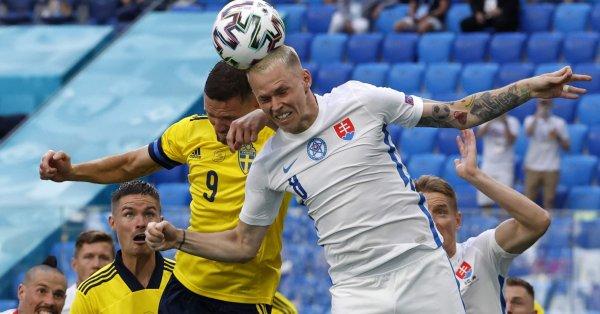 Швеция постигна първата си победа на Евро 2020 след минимална