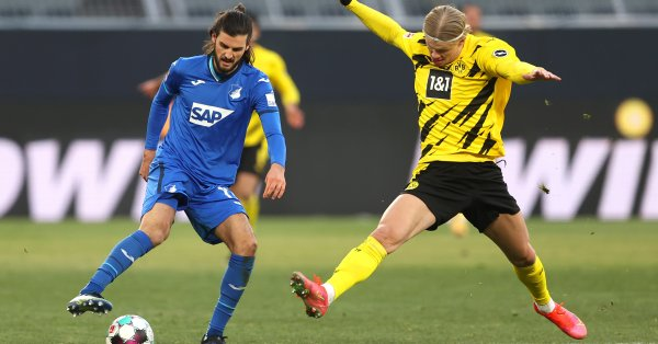 Скандинавецът наниза 15 гола в 16 мача през кампанията в