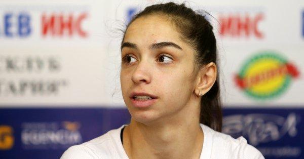 Миглена Селишка завоюва сребро на европейското първенство по борба във