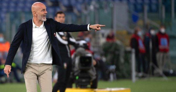 Треньорът на Милан Стефано Пиоли разкри, че предстоящият двубой с