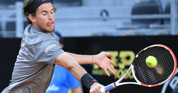 Австрийският тенисист Доминик Тийм обяви, че няма да участва на