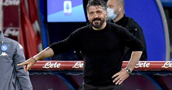 Дженаро Гатузо повече не е вариант за мениджър на Тотнъм.