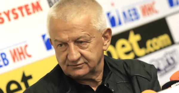 """""""Локомотив скоро ще си покаже главата над водата. Проблемите са"""