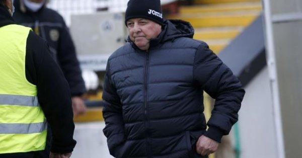 Сашо е бил препоръчан на Тарханов от настоящия треньор на