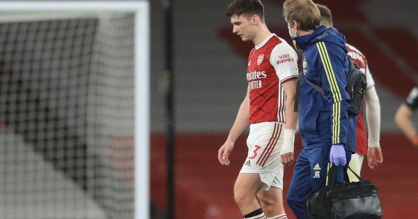 Мениджърът на Арсенал Микел Артета отказа да потвърди дали Кийран