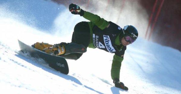 """Най-добрият ни сноубордист Радослав Янков (""""Амер спортс"""") спечели 12-ата си"""