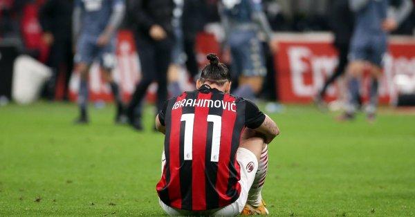 Вчера Милан постигна победа с 2:0 срещу един от аутсайдерите
