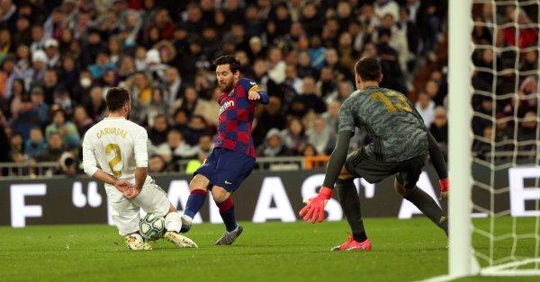 Реал Мадрид и Барселона излизат един срещу друг в едно