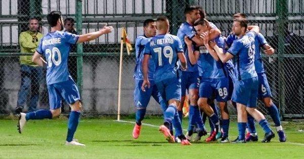 Левски - Черно море, среща от Първа лига на Българи,