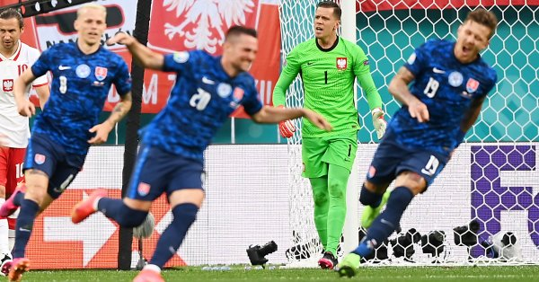 Словакия се наложи над Полша с 2:1 в откриващия мач