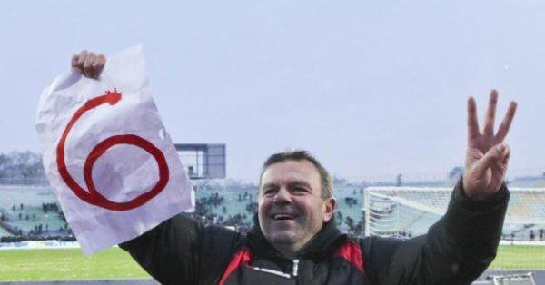 От ЦСКА поздравиха една от най-големите си клубни легенди Стойчо