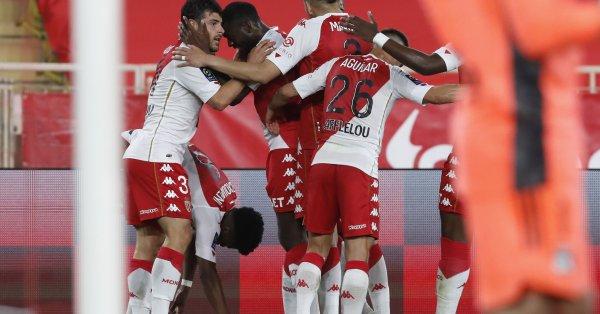 Монако стигна до финала на турнира за Купата на Франция,