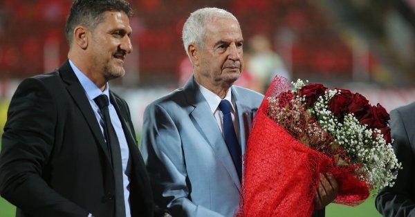 Изпълнителният директор на ЦСКА Филип Филипов-Фичо заяви пред колегите от