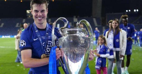 """""""Челси"""" е новият победител в Шампионска лига, след като спечели"""