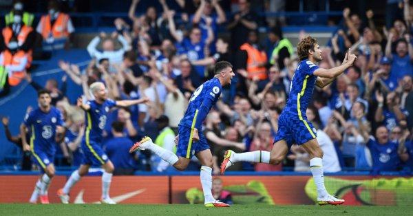 Челси записа категоричен успех с 3:0 над състава на Кристъл