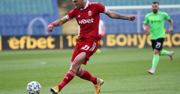 Венцислав Василев официално се раздели с отбора на ФК ЦСКА