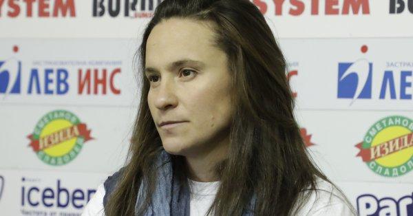 Най-добрата българска кануистка Станилия Стаменова ще прекрати кариерата си след