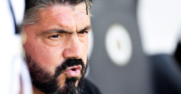 Нервите на Дженаро Гатузо във Фиорентина издържаха едва 22 дни.