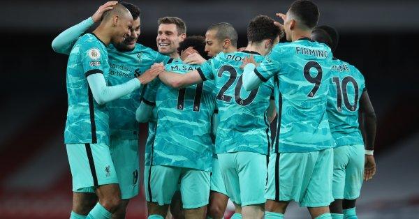 Мощен Ливърпул смаза от бой Арсенал в Лондон - 3:0