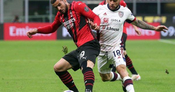 Милан показа съвсем различно лице от това, което демонстрира през
