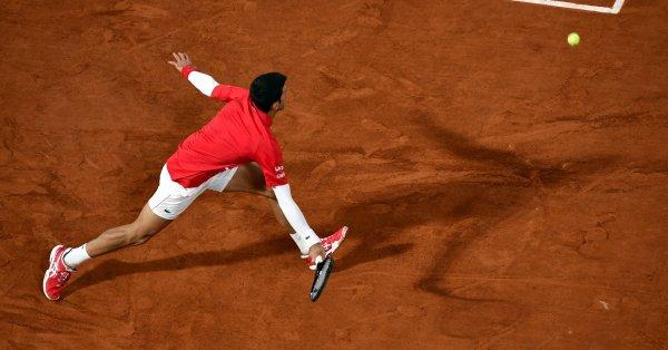 Водачът в световната ранглиста Новак Джокович заяви, че отлагането на