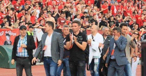 Бившият играч на ЦСКА Филип Филипов-Фичо направи любопитен коментар за